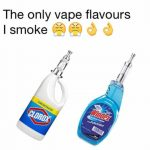 The True Vaping Flavors