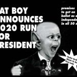 Bat Boy for President